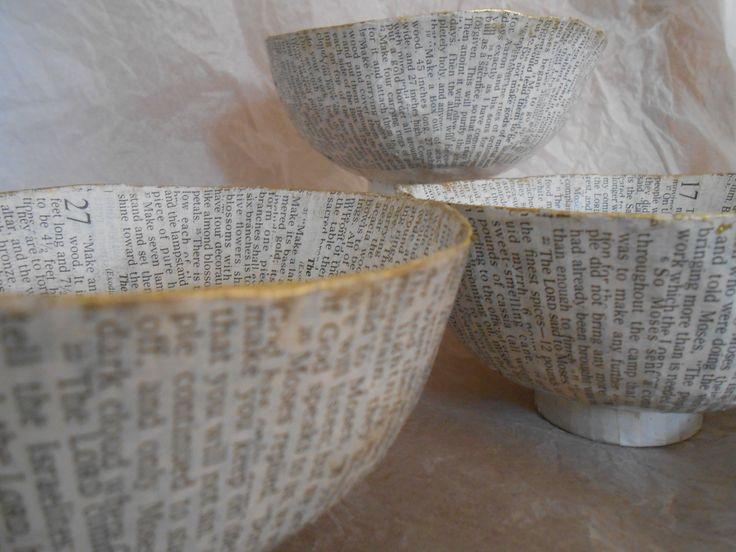 Bible Bowls