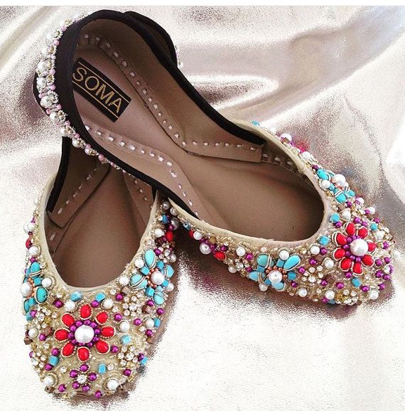 Indian Wedding Juttis