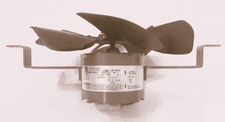 1164782 949645 Whirlpool Dehumidifier Emerson Fan Motor