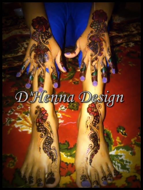 Made by. D'Henna