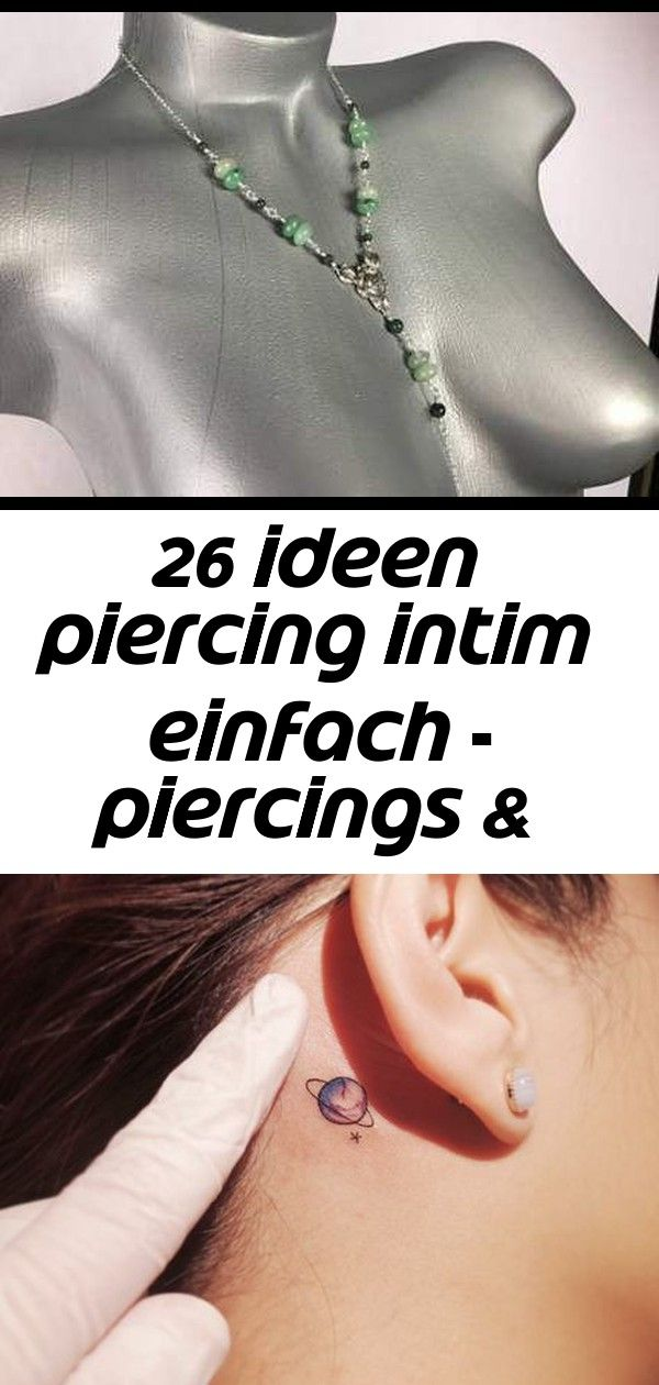 Intim piercingschmuck bilder frau