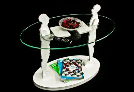 LIVING ROOM TABLE DUETTO