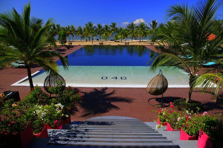 Ланкийский стандарт - персональный бассейн в номере