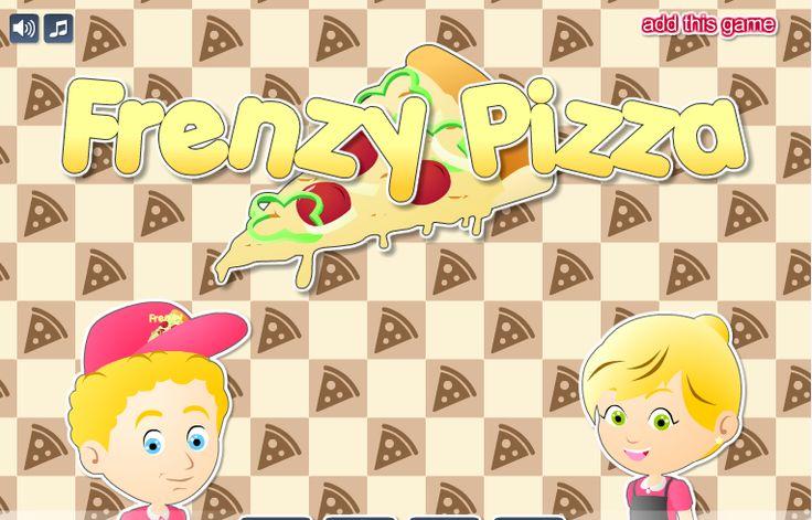 Juego Frenzy Pizza Administras tu negocio de venta de Pizza, trata de atender bien al cliente ► http://www.ispajuegos.com/jugar8477-Frenzy-Pizza.html