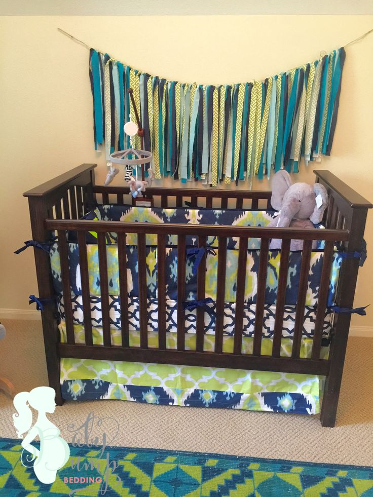 25 best images about gender neutral crib bedding on for Design my own bed set