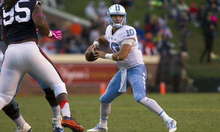 REPORT: Browns 'strongly considering' drafting Mitch Trubisky at No. 1 = According to a Thursday afternoon report from Mary Kay Cabot of Cleveland.com, the Cleveland Browns may be eyeing a quarterback with the first overall pick in the upcoming 2017 NFL Draft after all. After the franchise was linked to former Texas A&M pass rusher Myles Garrett, Cabot is…..