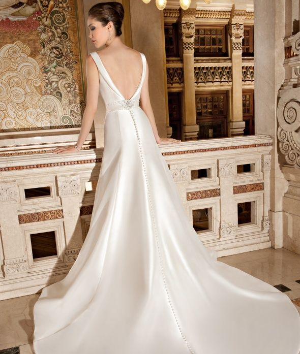 Illusions Style 3224 By Demetrios Clic Wedding Dresses Pinterest Gowns And