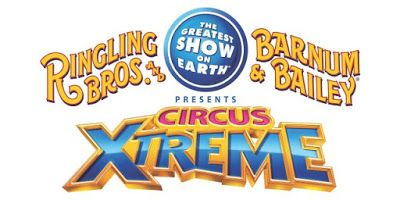 Ringling Bros & Barnum Bailey Circus Xtreme in Las Vegas. We're giving away a family 4pk of tickets to the 6/11/15 show!