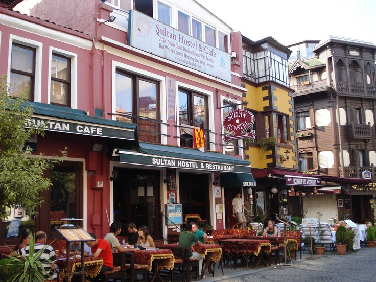 Sultan Hostel Istanbul, Turkey