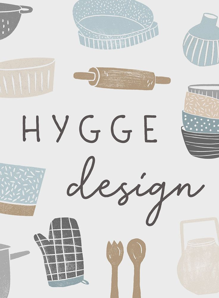 On the Creative Market Blog - Hygge in Graphic Design: Tips and Ideas