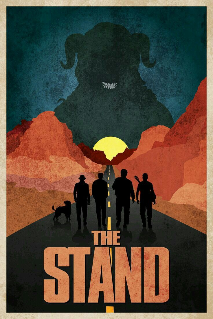 The Stand In 2020 Stephen King Movies Stephen King Books The Stand Stephen King