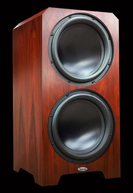 Legacy Foundation Subwoofer-front view
