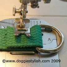 DIY martingale dog collar - Martingale collars are the best collars for training. This tutorial is wonderful.