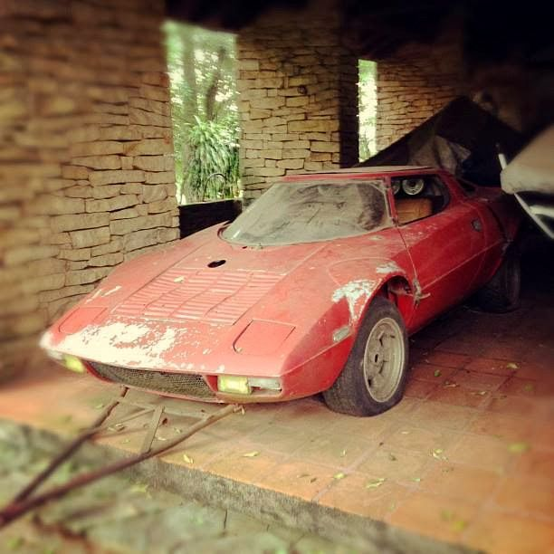 17 Best Images About Barn Finds/Abandoned Cars On