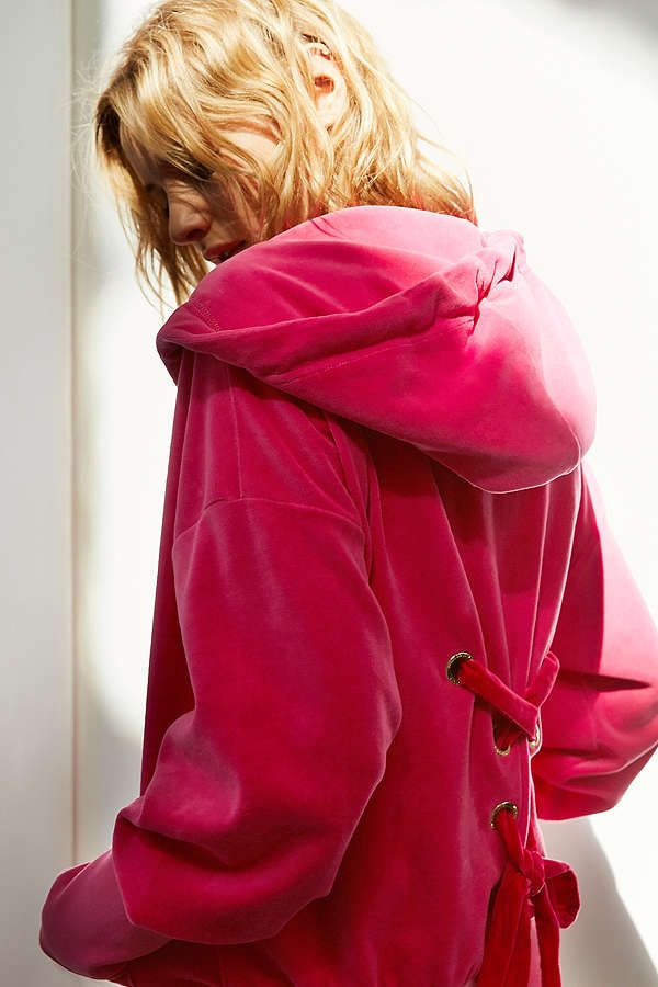 Juicy Couture for Urban Outfitters | Spring 2017 Fashion Trends| A Little BIt Of G