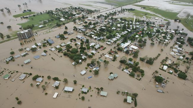 Insurer approves payout for flash-flooding claims | The Courier-Mail