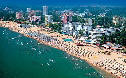 The Sunny Beach of Bulgaria - the largest and the sunniest Bulgarian ...