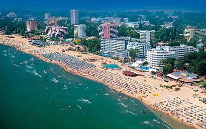 The Sunny Beach of Bulgaria - the largest and the sunniest Bulgarian ...