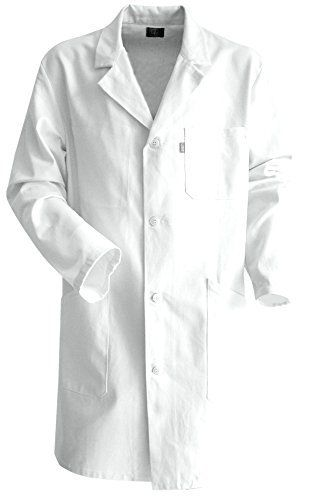 Blouse Blanche de laboratoire 100% coton PALETTE LMA: Blouse blanche de chimie 100% coton L'authentique Blouse de Chimie. Mixte, manches…