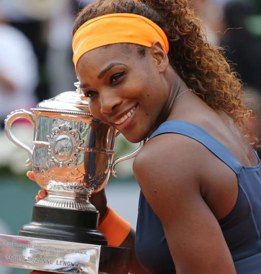 Serena Williams Named AP Athlete of the Year | UPTOWN Magazine