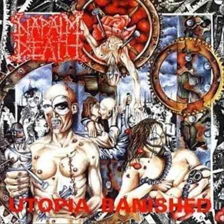 Napalm Death - Utopia Banished, Grey