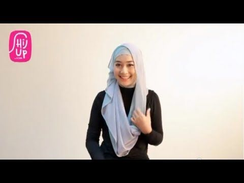 ▶ Hijab Tutorial Style 11 by HijUp.com - YouTube