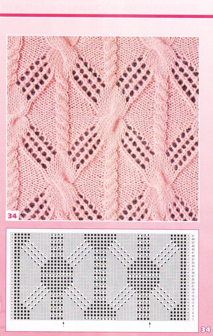 model de tricotat gratuit 19
