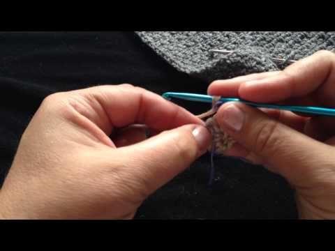 Granietsteek haken - close up gefilmd dus duidelijk! - YouTube
