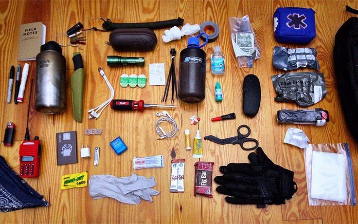 If you need help starting your own bug out bag kit, we've put together this checklist to give you an idea of what bases you should have covered.This list should give you a good foundation for starting your BOB, but feel free to sub in your preferred products for each category and add anything else you'll need.