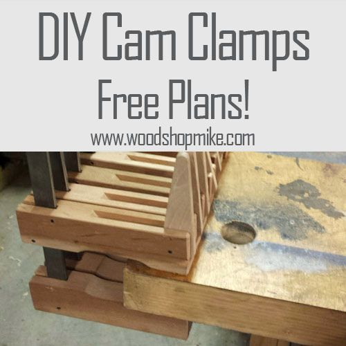 Wanna make some legitimate woodworking clamps on the cheap?  Why wouldn't you!  I was able to build 20 for about $30! So first, a moment of confession.  I disassembled a broken cam clamp I&#8…