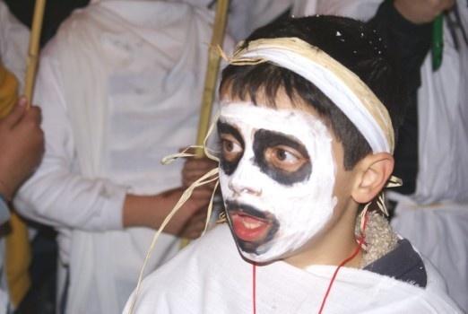 Naxos carnival 2013
