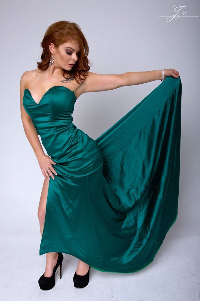 """You can have anything you want if you dress for it."" #Gown #Fashion #Style #Dress #Heels #Quote"