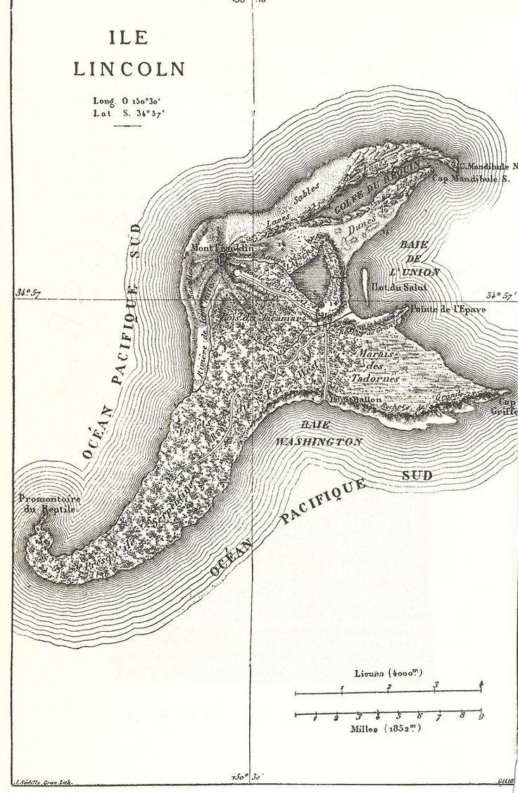 Ile Mysterieuse 03 - The Mysterious Island - Wikipedia