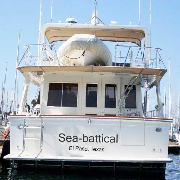 best boat names