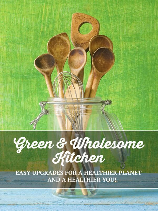 Easy Upgrades for a Healthier Planet — And a Healthier You.
