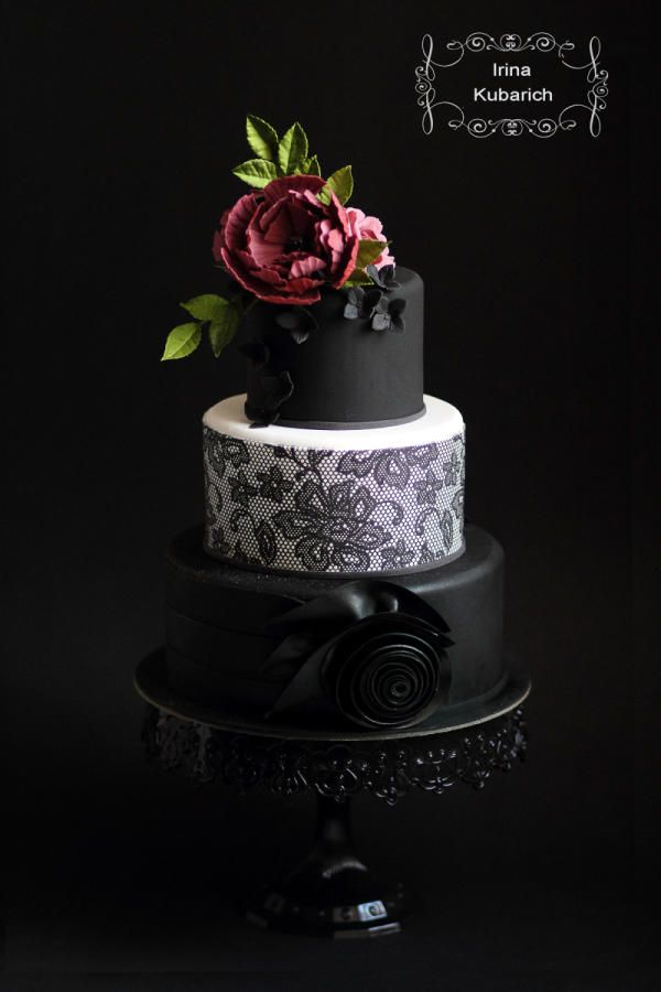 pics of black and white wedding cakes 682 best images about black and white cakes on 18340