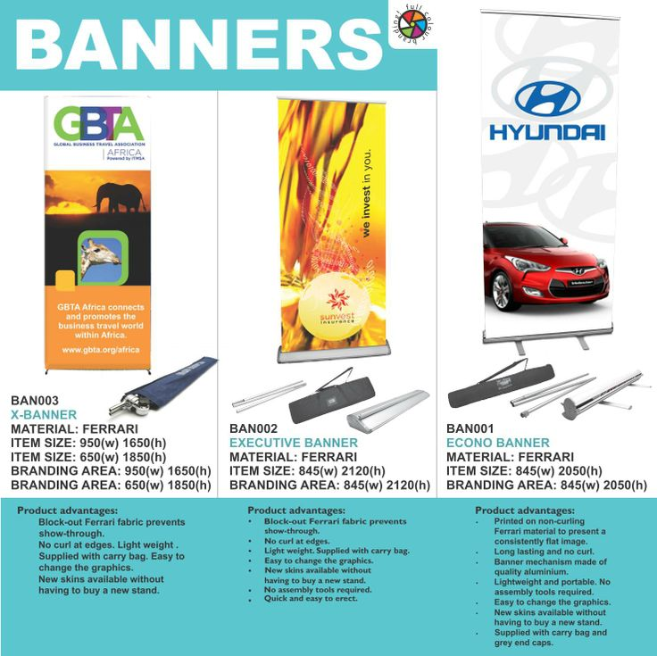 Corporate and eventing banners - contact us - we have all the contacts to get you the best quality deal. #LJP