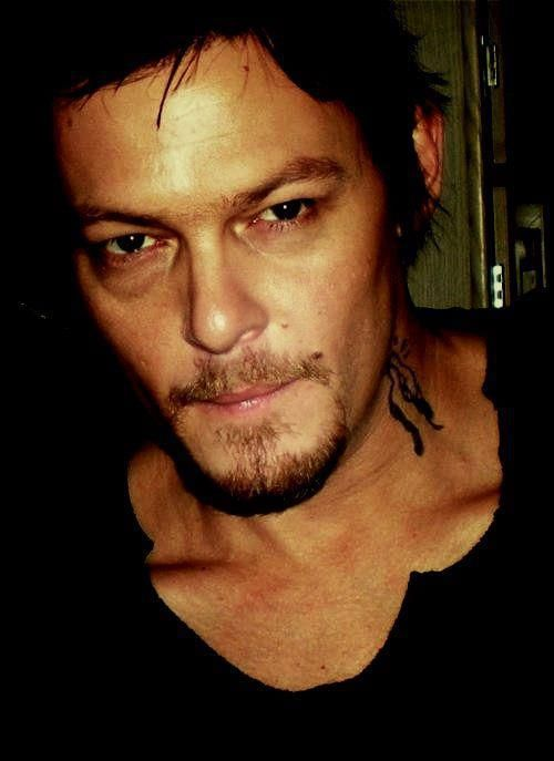 Norman Reedus - not my favorite saint, but damnit i love watching him kill zombies :)