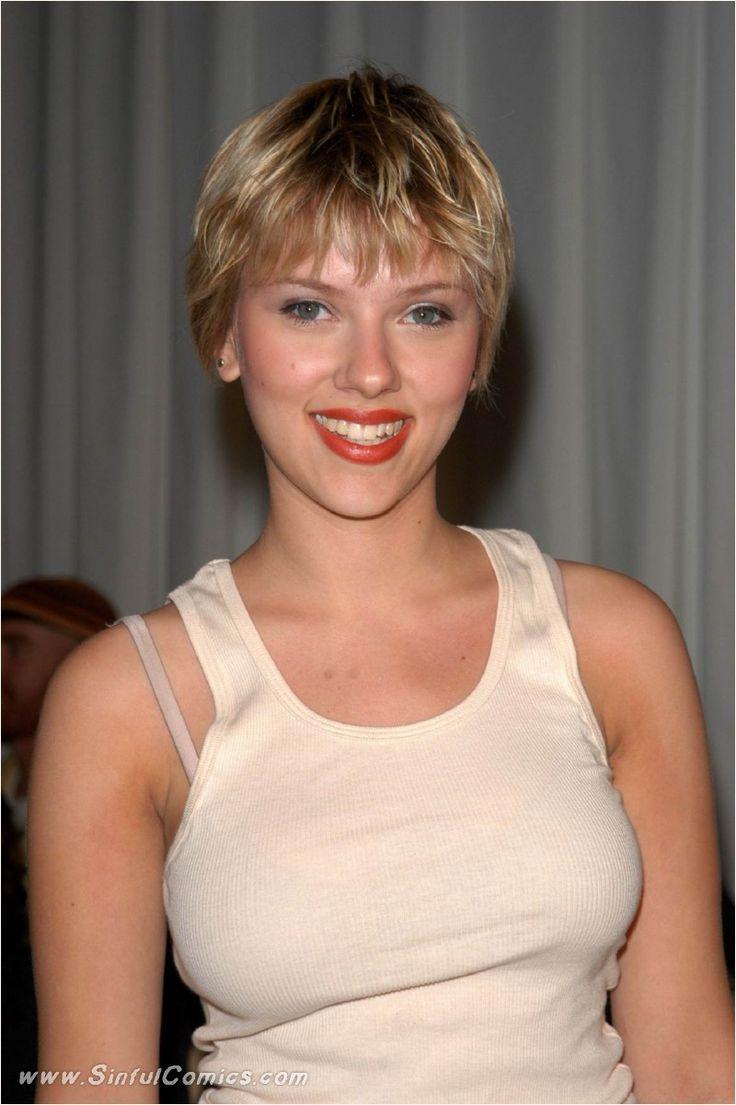 433 best Scarlet Johansson images on Pinterest   Black