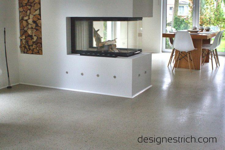 geschliffener estrich pixel w nde pinterest estrich schleifen und fu boden. Black Bedroom Furniture Sets. Home Design Ideas