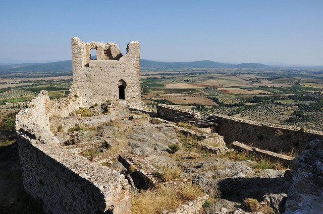 Castello di Montemassi, Maremma @Maremma Toscana