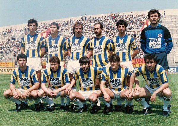 21 Mayıs 1988   Fenerbahçe (Fenerbahçe - Malatyaspor / Fenerbahçe Stadı)