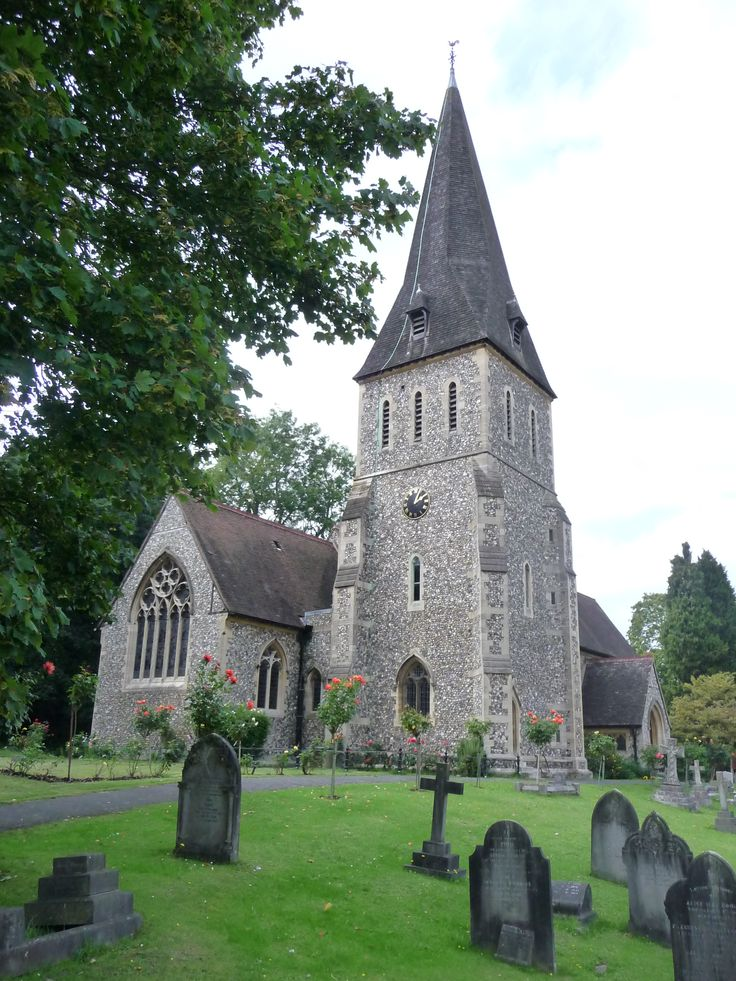 St. Mary's church, Apsley, Hemel Hempstead