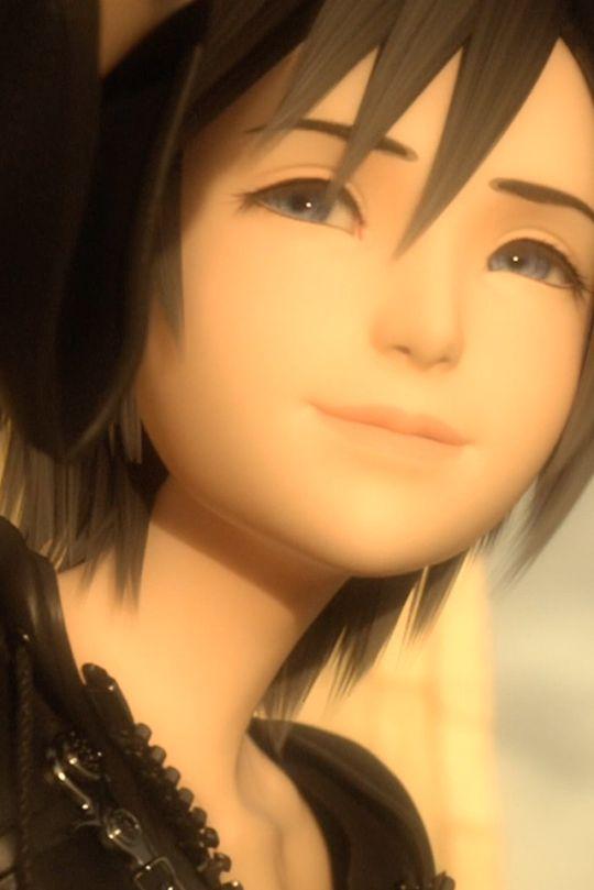 Kingdom Hearts In High Definition #kingdom hearts#xion#dream drop distance#Twilight Town