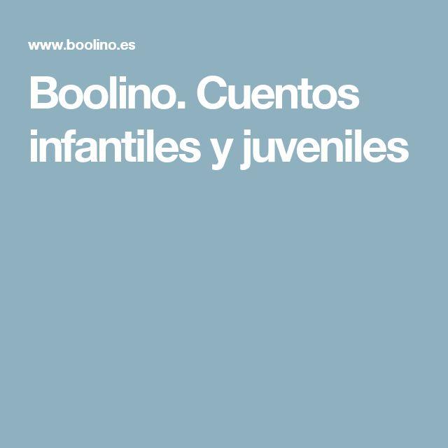 Boolino. Cuentos infantiles y juveniles