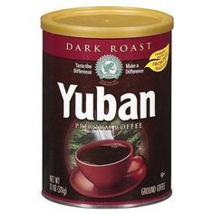 Yuban Premium Coffee Dark Roast - 11 oz.