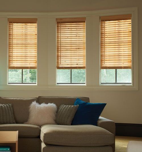 Levolor 174 2 Quot Premium Wood Blinds Stains Colors And Interiors