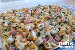Yedikçe Yedirten Barbunya Salatası – Nefis Yemek Tarifleri