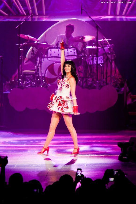 Katy Perry - live