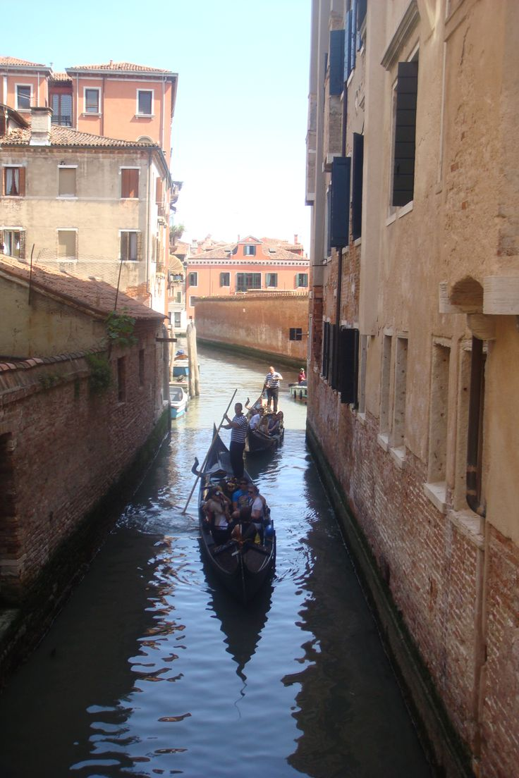 The Canals of Venice. What an amazing place